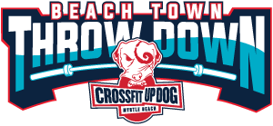 CrossFit Up Dog